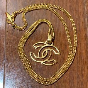 '98 Autumn Vintage Chanel Costume Necklace